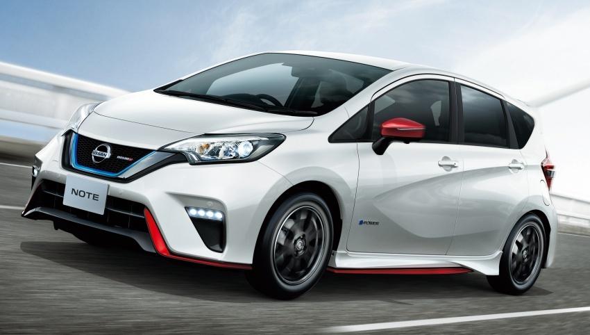 Nissan Note e-Power Nismo mula dijual di Jepun – harga dari RM93k, dengan ciri Vehicle Control Module Image #592573