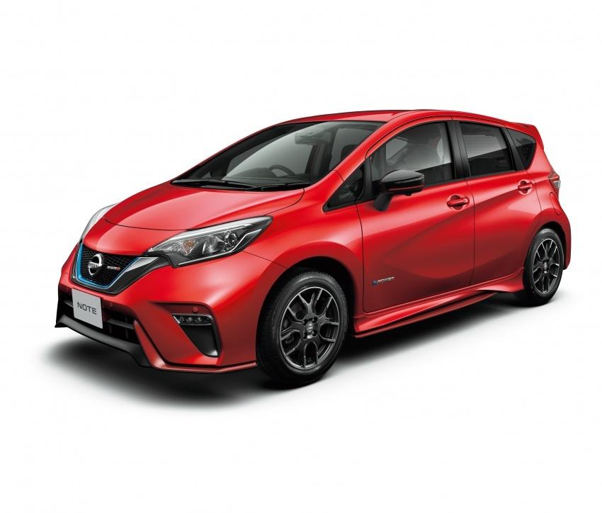Nissan Note e-Power Nismo mula dijual di Jepun – harga dari RM93k, dengan ciri Vehicle Control Module Image #592582