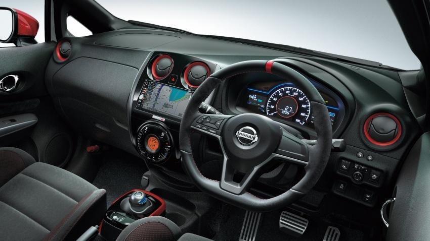Nissan Note e-Power Nismo mula dijual di Jepun – harga dari RM93k, dengan ciri Vehicle Control Module Image #592575