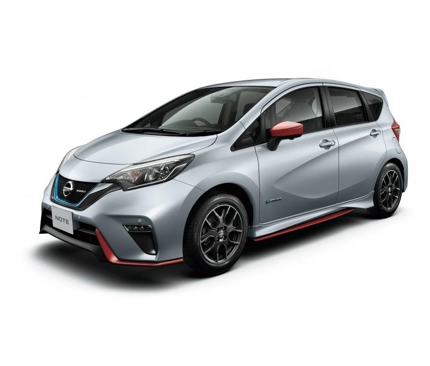 Nissan Note e-Power Nismo mula dijual di Jepun – harga dari RM93k, dengan ciri Vehicle Control Module Image #592580