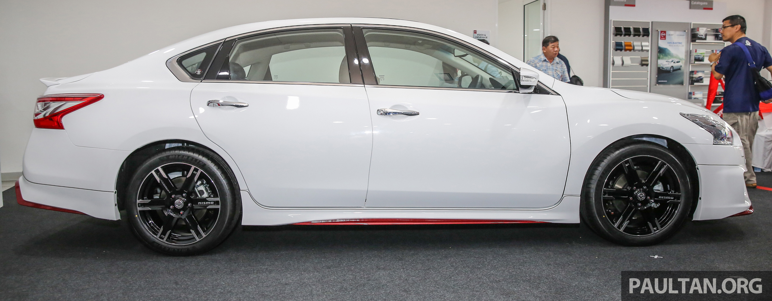 Nissan 2018 >> Nissan Teana Nismo Performance Package, from RM6k Paul Tan - Image 592965