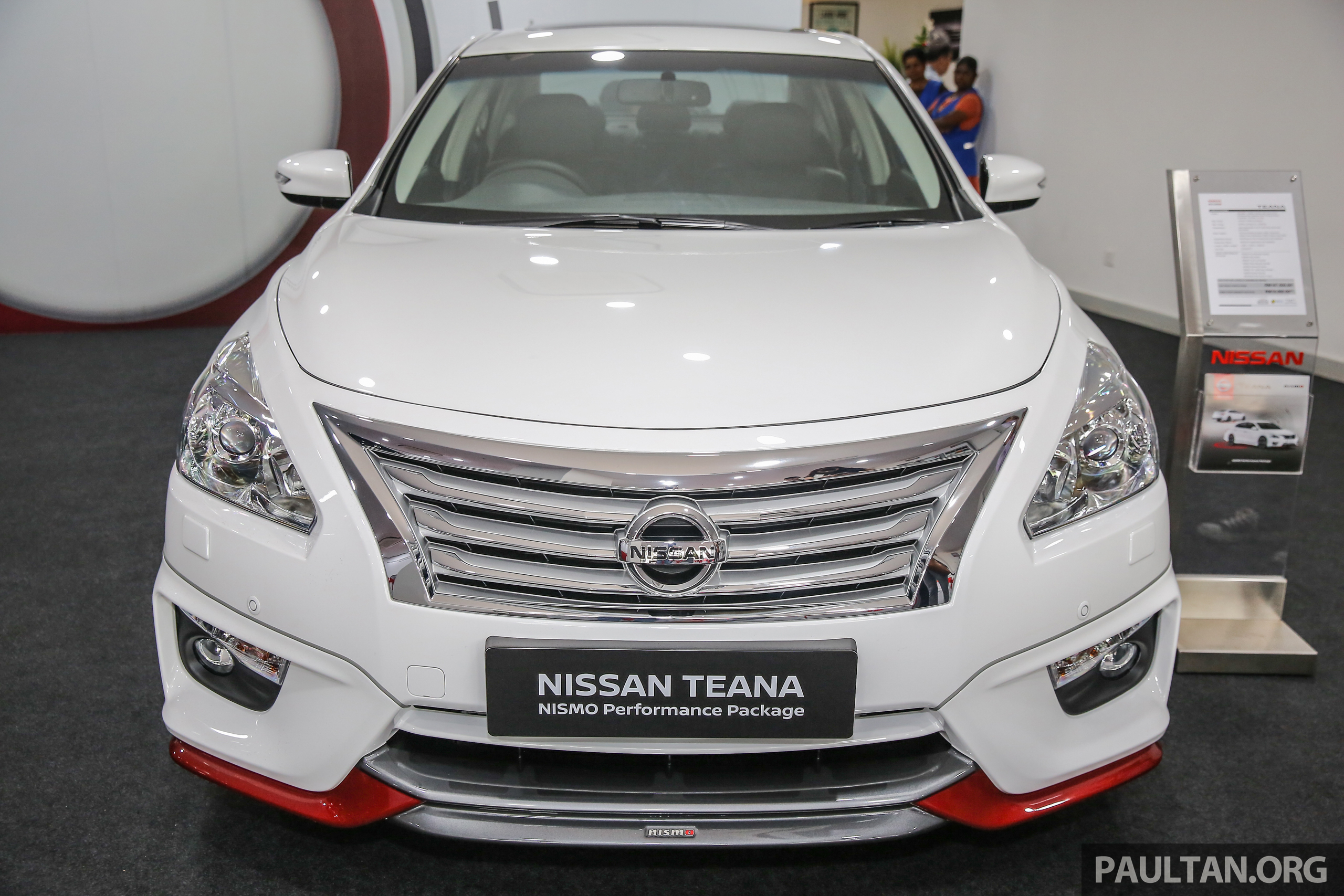 Nissan Teana Nismo Performance Package From Rm6k Image 592966