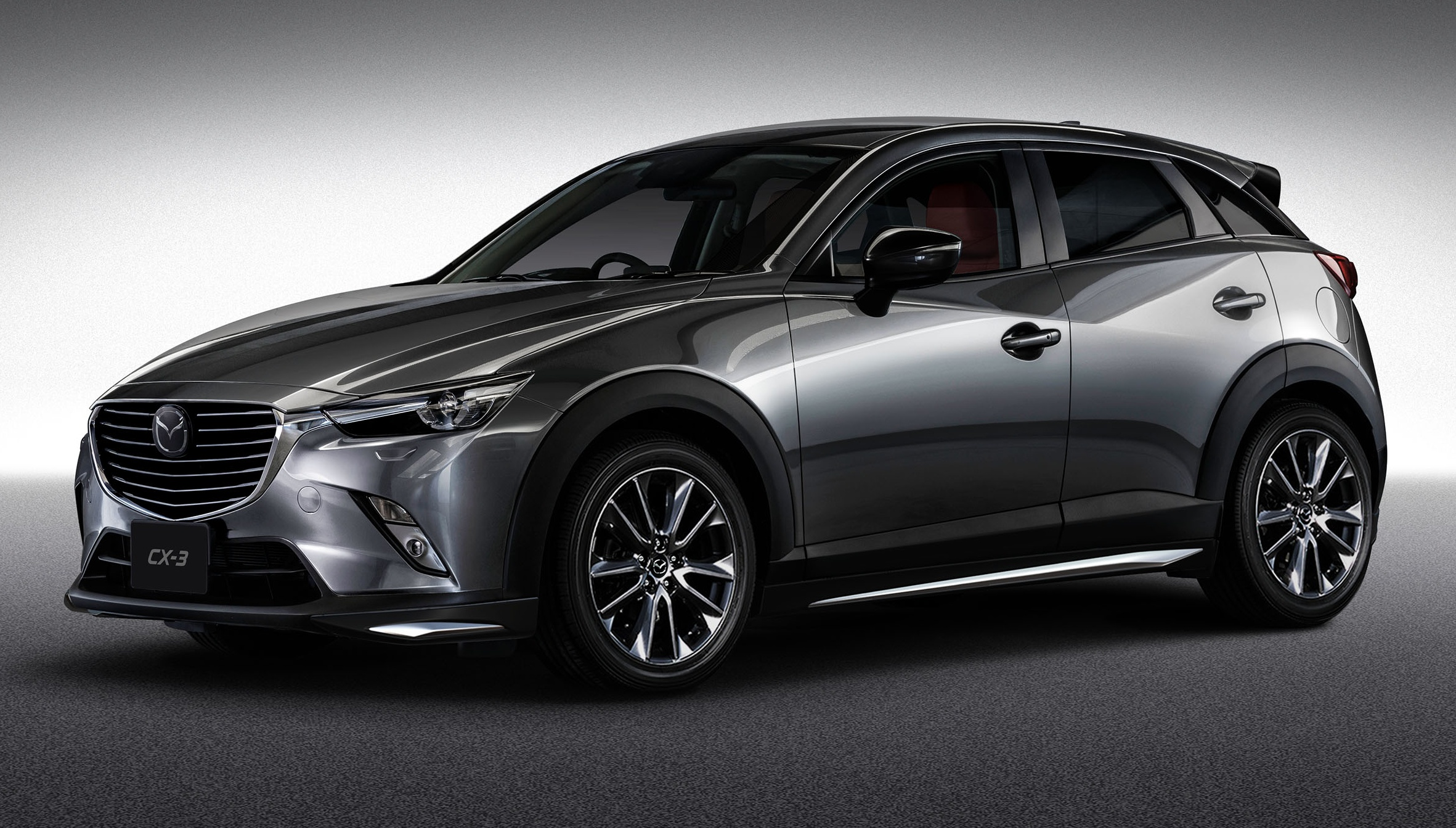 2017 Mx 5 Rf >> Mazda at 2017 Tokyo Auto Salon: tuned CX-5, MX-5 RF Image ...