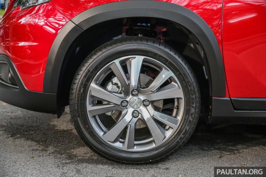 GALERI: Peugeot 208, 2008 facelift dipertontonkan Image #591809