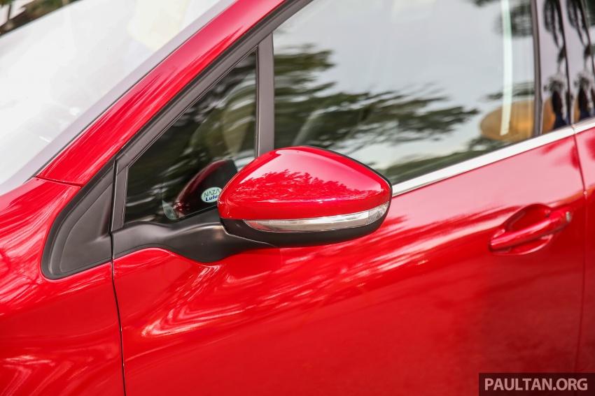 GALERI: Peugeot 208, 2008 facelift dipertontonkan Image #591811