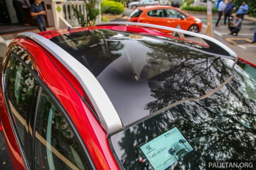 GALERI: Peugeot 208, 2008 facelift dipertontonkan Image #591813