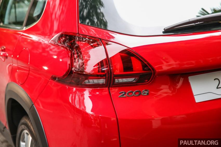 GALERI: Peugeot 208, 2008 facelift dipertontonkan Image #591815