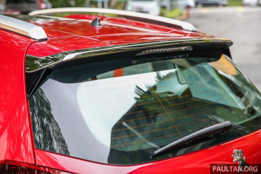 GALERI: Peugeot 208, 2008 facelift dipertontonkan Image #591816