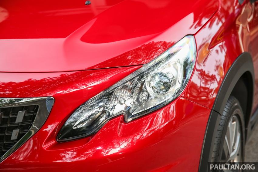 GALERI: Peugeot 208, 2008 facelift dipertontonkan Image #591777