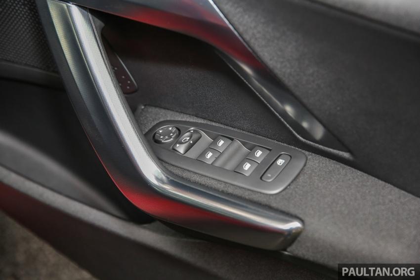 GALERI: Peugeot 208, 2008 facelift dipertontonkan Image #591787