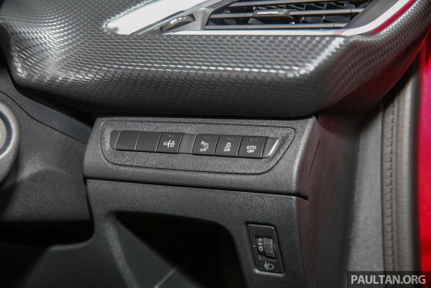 GALERI: Peugeot 208, 2008 facelift dipertontonkan Image #591788