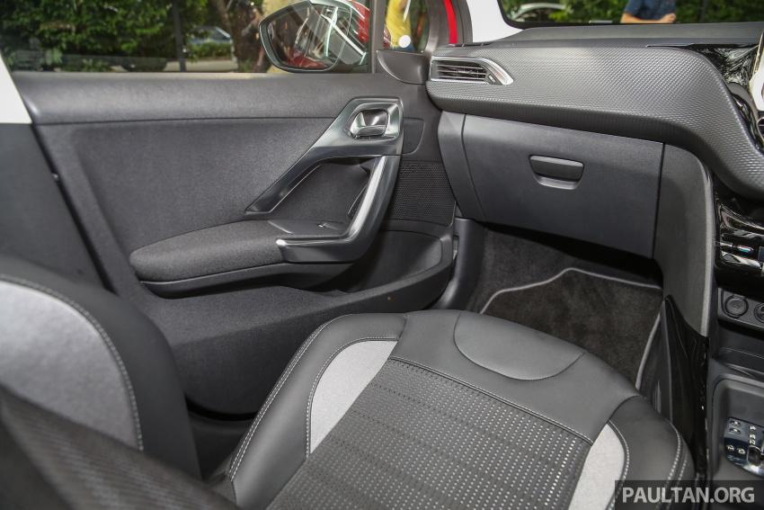 GALERI: Peugeot 208, 2008 facelift dipertontonkan Image #591791