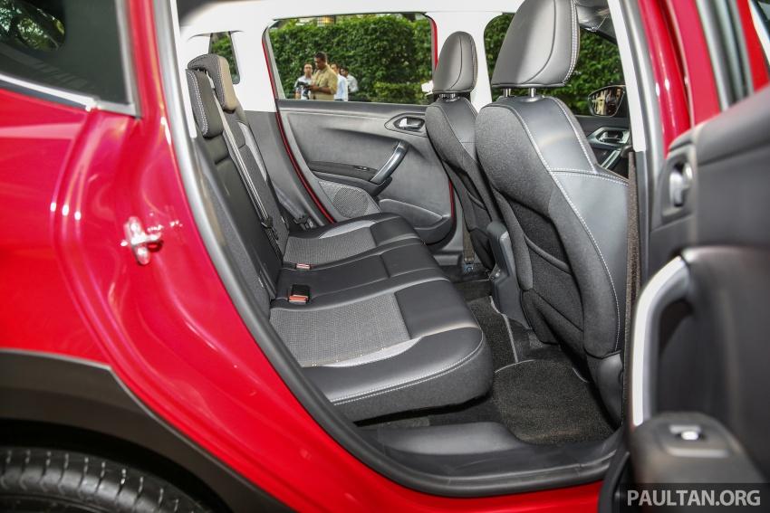 GALERI: Peugeot 208, 2008 facelift dipertontonkan Image #591798