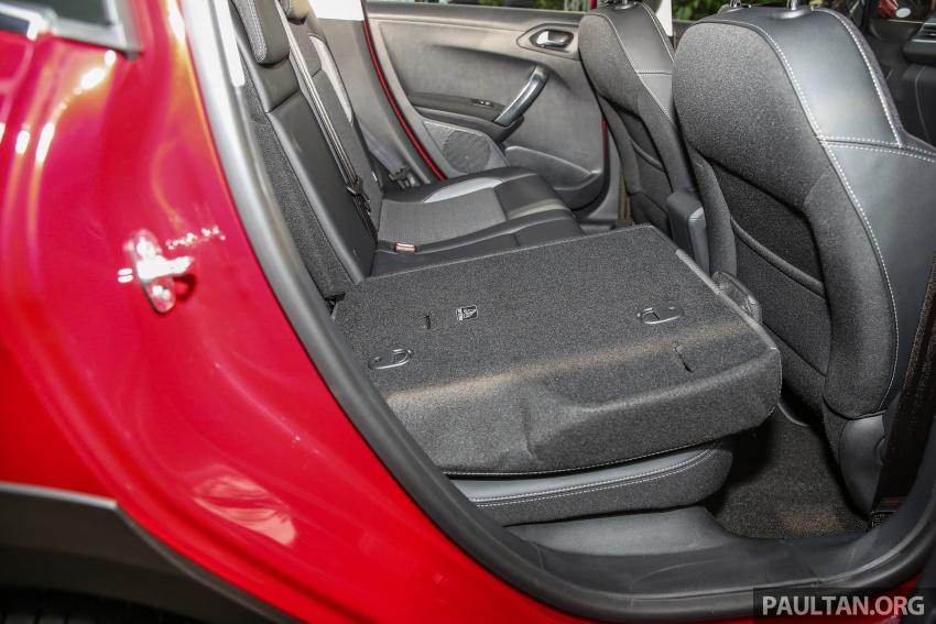 GALERI: Peugeot 208, 2008 facelift dipertontonkan Image #591799