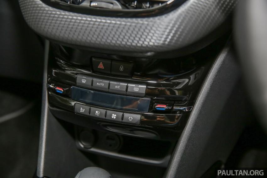 GALERI: Peugeot 208, 2008 facelift dipertontonkan Image #591763