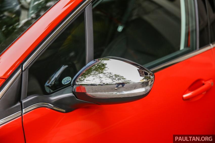 GALERI: Peugeot 208, 2008 facelift dipertontonkan Image #591730