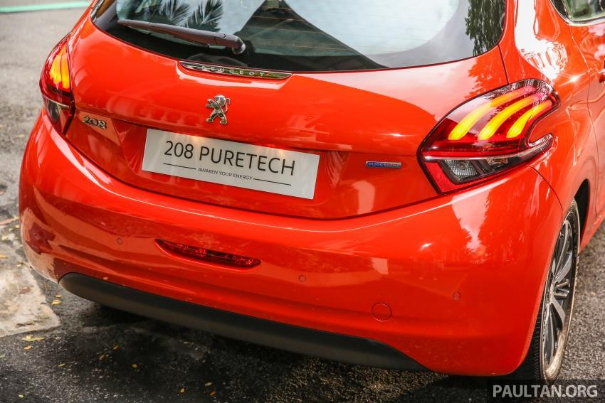 GALERI: Peugeot 208, 2008 facelift dipertontonkan Image #591732