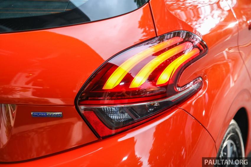 GALERI: Peugeot 208, 2008 facelift dipertontonkan Image #591734
