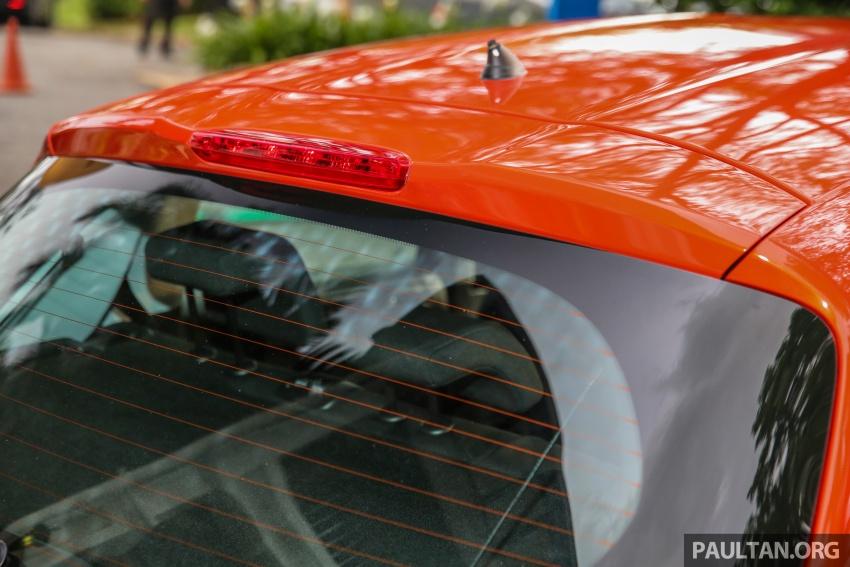 GALERI: Peugeot 208, 2008 facelift dipertontonkan Image #591741