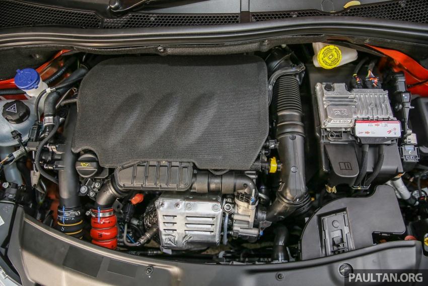GALERI: Peugeot 208, 2008 facelift dipertontonkan Image #591742