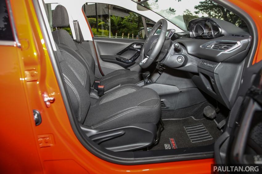 GALERI: Peugeot 208, 2008 facelift dipertontonkan Image #591692