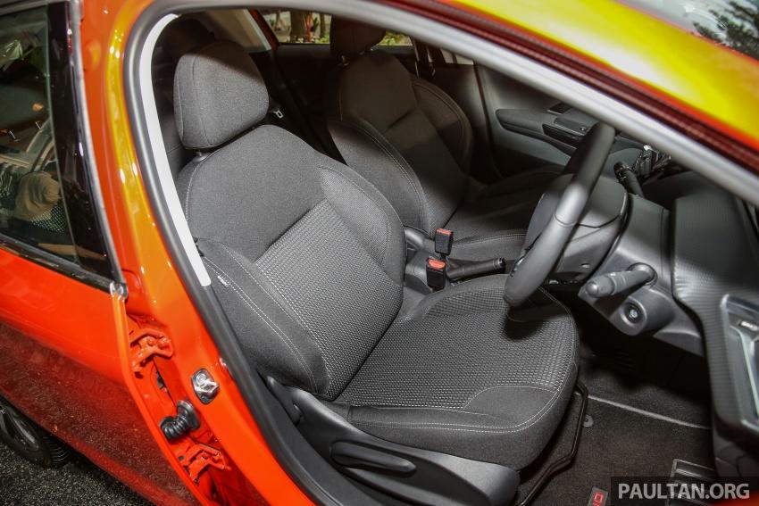 GALERI: Peugeot 208, 2008 facelift dipertontonkan Image #591693