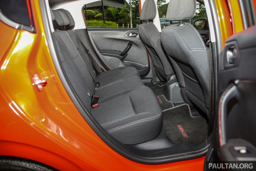 GALERI: Peugeot 208, 2008 facelift dipertontonkan Image #591695