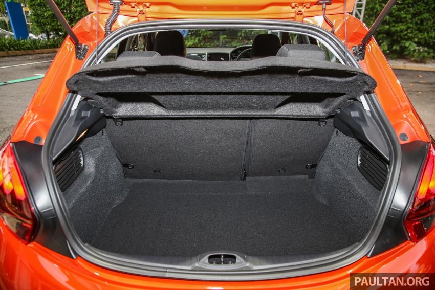 GALERI: Peugeot 208, 2008 facelift dipertontonkan Image #591699