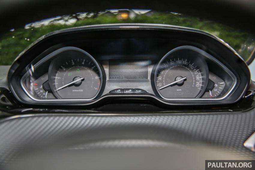 GALERI: Peugeot 208, 2008 facelift dipertontonkan Image #591673