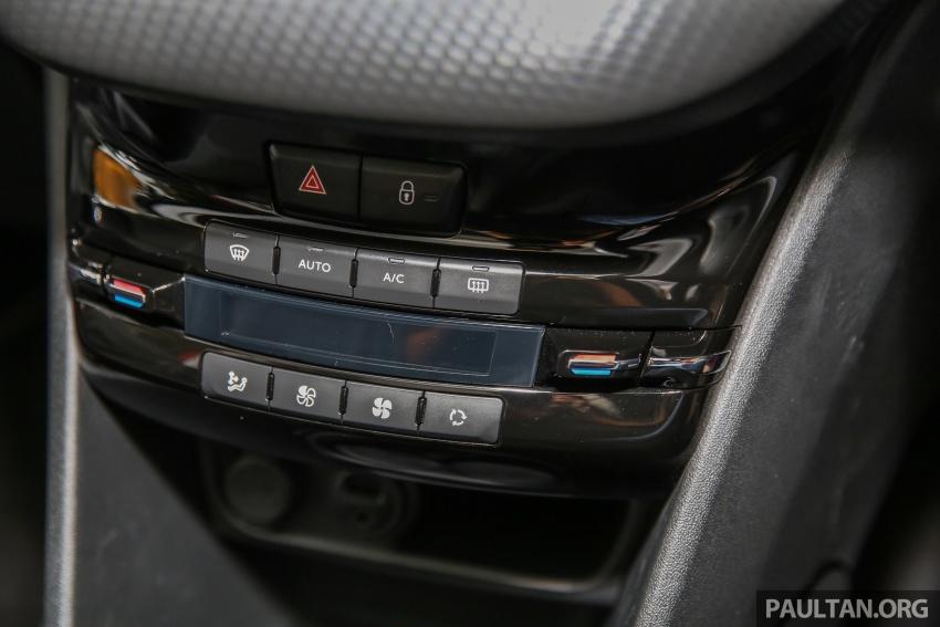 GALERI: Peugeot 208, 2008 facelift dipertontonkan Image #591680