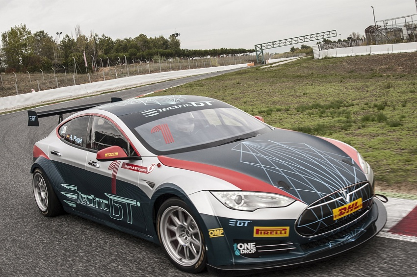 Electric GT Championship to use Tesla Model S P100D Image #593631