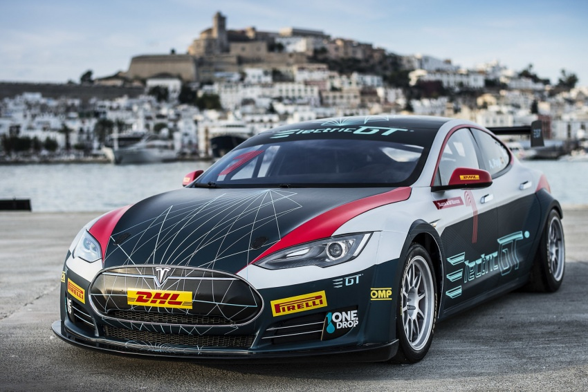 Electric GT Championship to use Tesla Model S P100D Image #593632