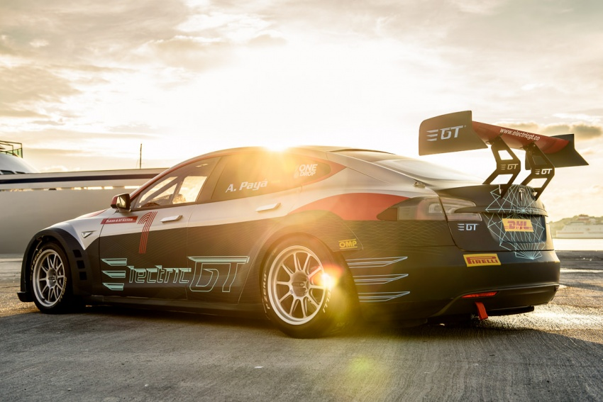 Electric GT Championship to use Tesla Model S P100D Image #593633