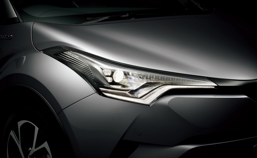 Toyota C-HR compact crossover launched in Japan – 1.2L Turbo 4WD, 1.8L Hybrid 2WD, from RM97k Image #591477