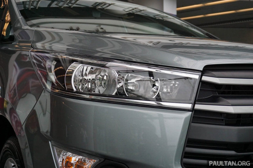 New Toyota Innova launched in Malaysia, from RM106k – 7 airbags, ESC, Dual VVT-i, more premium interior Image #588023