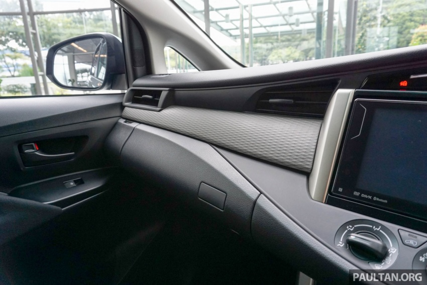 New Toyota Innova launched in Malaysia, from RM106k – 7 airbags, ESC, Dual VVT-i, more premium interior Image #588038