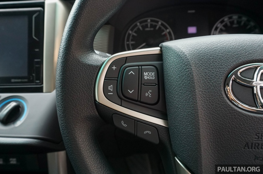 New Toyota Innova launched in Malaysia, from RM106k – 7 airbags, ESC, Dual VVT-i, more premium interior Image #588039