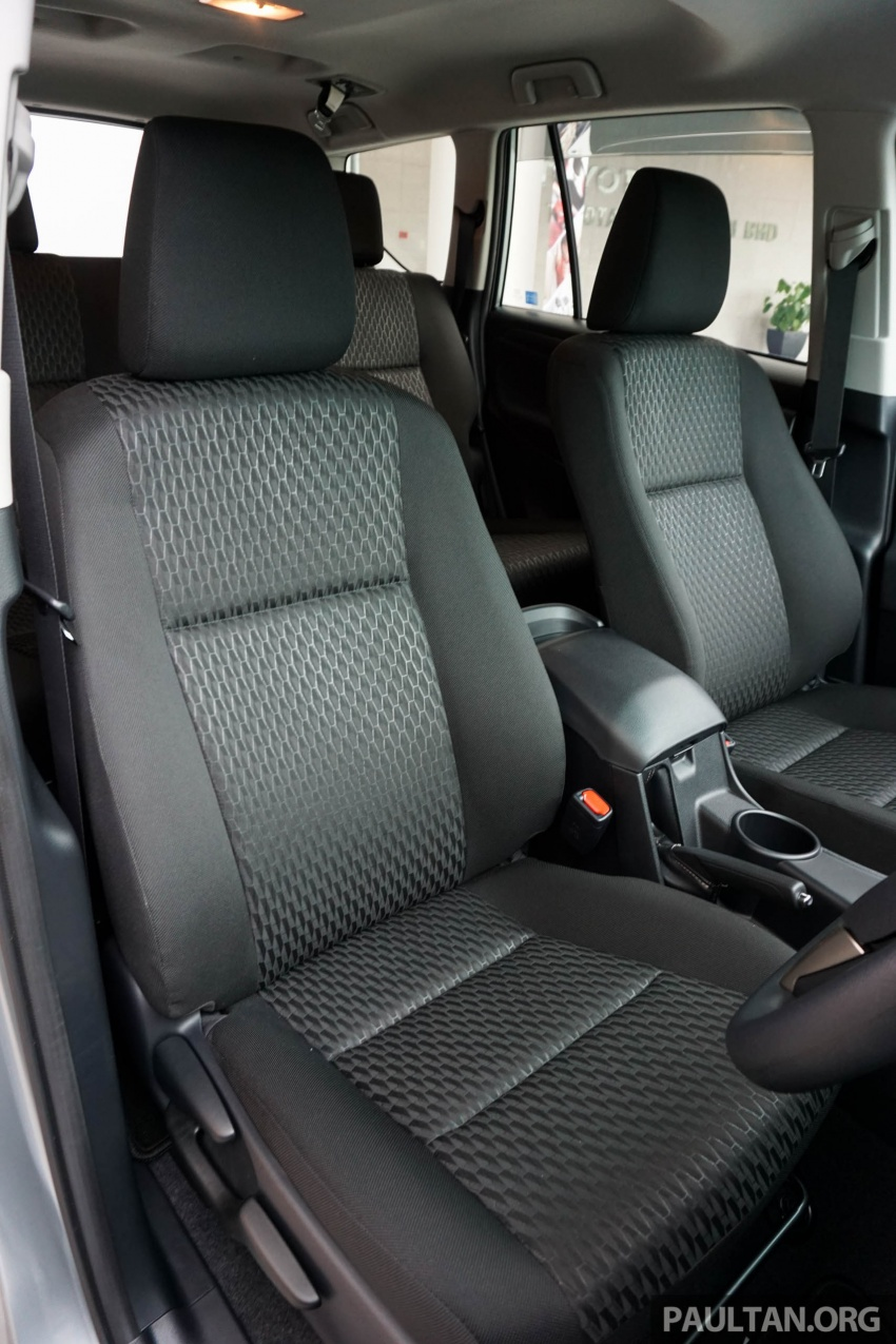 New Toyota Innova launched in Malaysia, from RM106k – 7 airbags, ESC, Dual VVT-i, more premium interior Image #588047