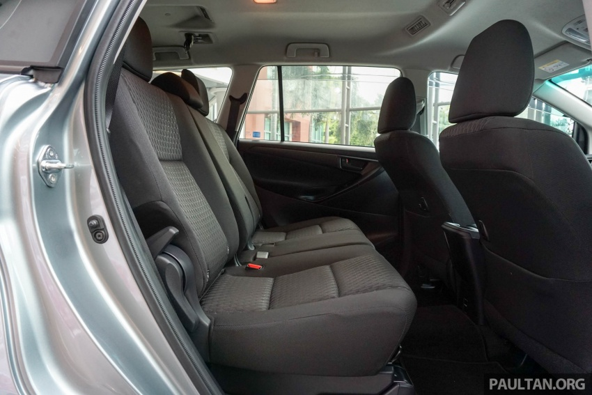 New Toyota Innova launched in Malaysia, from RM106k – 7 airbags, ESC, Dual VVT-i, more premium interior Image #588048