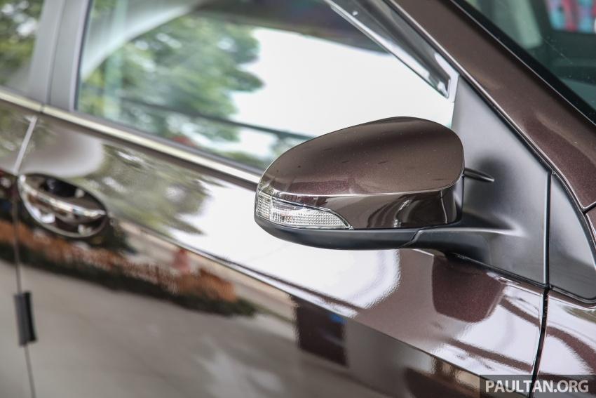GALERI: Toyota Corolla Altis facelift 2016 kini di M'sia – 3 varian, 7 beg udara, VSC, harga dari RM117k Image #590388