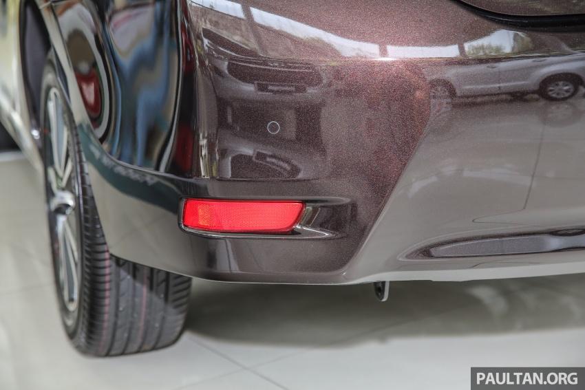 GALERI: Toyota Corolla Altis facelift 2016 kini di M'sia – 3 varian, 7 beg udara, VSC, harga dari RM117k Image #590344