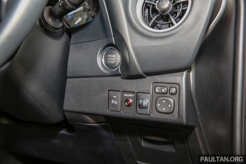 GALERI: Toyota Corolla Altis facelift 2016 kini di M'sia – 3 varian, 7 beg udara, VSC, harga dari RM117k Image #590407