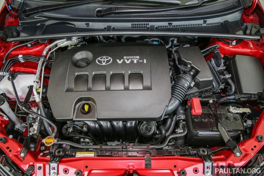 GALERI: Toyota Corolla Altis facelift 2016 kini di M'sia – 3 varian, 7 beg udara, VSC, harga dari RM117k Image #590305