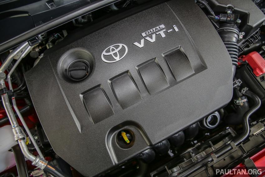 GALERI: Toyota Corolla Altis facelift 2016 kini di M'sia – 3 varian, 7 beg udara, VSC, harga dari RM117k Image #590306