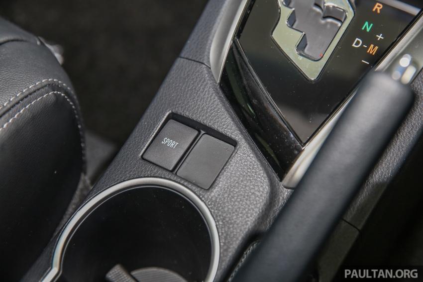 GALERI: Toyota Corolla Altis facelift 2016 kini di M'sia – 3 varian, 7 beg udara, VSC, harga dari RM117k Image #590309