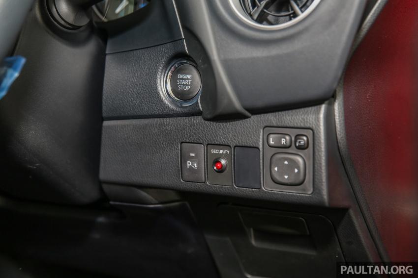 GALERI: Toyota Corolla Altis facelift 2016 kini di M'sia – 3 varian, 7 beg udara, VSC, harga dari RM117k Image #590311