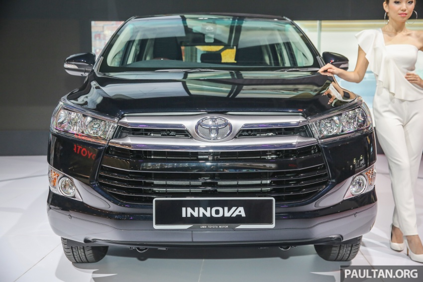 New Toyota Innova launched in Malaysia, from RM106k – 7 airbags, ESC, Dual VVT-i, more premium interior Image #588255