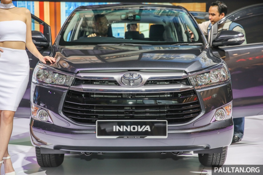 New Toyota Innova launched in Malaysia, from RM106k – 7 airbags, ESC, Dual VVT-i, more premium interior Image #588257