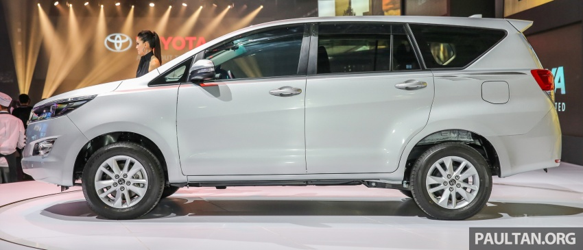 New Toyota Innova launched in Malaysia, from RM106k – 7 airbags, ESC, Dual VVT-i, more premium interior Image #588215