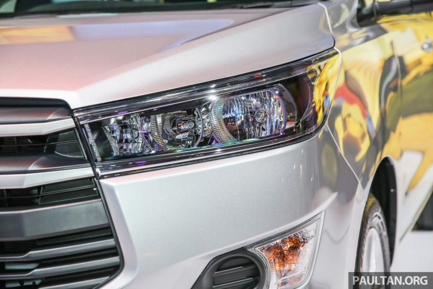 New Toyota Innova launched in Malaysia, from RM106k – 7 airbags, ESC, Dual VVT-i, more premium interior Image #588217